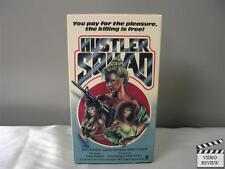 Hustler Squad (VHS, 1988) John Ericson Lynda Sinclaire