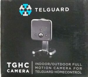 Telguard TGHC-CAM1 In/Outdoor Wireless Motion IP Security Camera, Skbawa-b001-mb