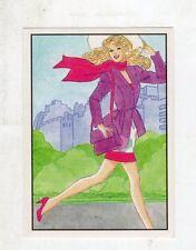 figurina - BARBIE 1989 PANINI - NUMERO 94