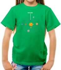 You Are Here - Kids T-Shirt - Space - Earth - Planets - Galaxy - Solar System
