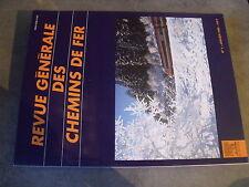 $$l RGCF Chemin de Fer N°01/98 sécurité  Jeux Olympiques  Lyon-Turin  16/10/1997