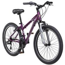 """24"""" Schwinn Sidewinder Girl's Bike, Purple W"""