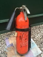 More details for vintage retro russian fire extinguisher circa 1970s ex millitary police army