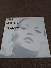 """THE SMITHS - """"RANK"""" 12"""" GATEFOLD LP ALBUM VINYL RARE - 1988 ROUGH TRADE RECORDS"""