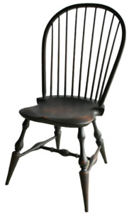 NEW USA Handcrafted & Custom Made Colonial Style Chair WINDSOR Side Chair