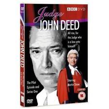 Judge John Deed Series 1 + Pilot BBC TV Season 3xDVDs Region 4