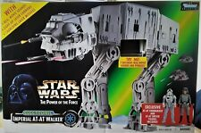 Star Wars The POTF Imperial AT-AT Walker (complete set) Price Firm
