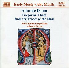Adorate Deum Gregorian Chant from the Proper Of The Mass - Alberto Turco