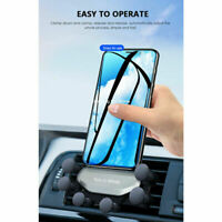 Universal Auto-Grip Car Cell Phone Holder Mount Stand Air Nice Vent Gravity J4T3