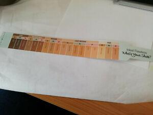 Avon SHADE SELECTOR for True Colour Flawless Liquid Foundation -