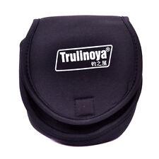 Trulinoya Angelrolle Tasche Schutzhuelle Spinning Reel Schutzhuelle GY E3V4