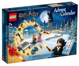 LEGO 75981 Harry Potter Advent Calendar Wizarding World Building Toy New 335 pcs