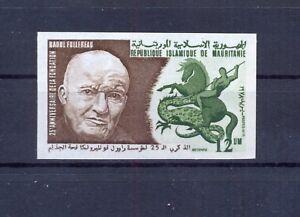 Mauritania 1978 Raoul Follereau. Imperforate MNH VF.