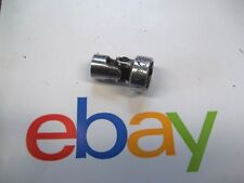 "used MAC Tools MU166 1/2"" Universal Swivel Chrome Socket 1/4"" Drive 6 Pt"