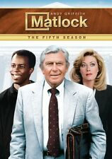 Matlock: The Fifth Season [6 Discs] DVD Region 1