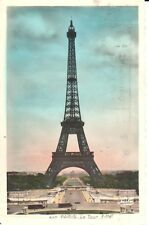 Carte Postale - (75) Paris - CPA - la Tour Eiffel - 450