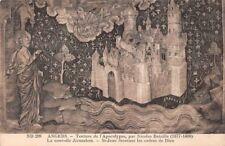 ANGERS - tenture de l'apocalypse par Nicolas Bataille, la nouvelle Jérusalem
