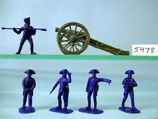 Armies In Plastic 5478 - Continental Artillery Co. Figures/Wargaming Kit