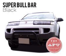 FITS 08-12 Ford Escape Super Black Bull Bar Brush Bumper Guard w/ Skid Bars