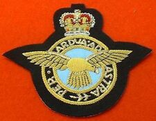 RAF Blazer Badge Royal Air Force Blazer Badge