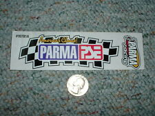 Team Parma Racing Type 2 decals / stickers R/C Radio Control  B11