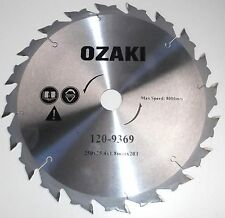 Circular Saw Blade Carbide for Free Cutter Strimmer STIHL fuxtec Solo