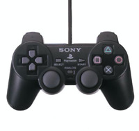 New Sealed Playstation 2 PS2 Official OEM Sony Dualshock 2 Controller FREE SHIP