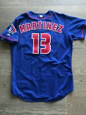 Buck Martinez Game Used Worn 2002 Toronto Blue Jays Jersey Mears LOA