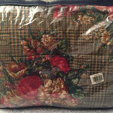 Vintage Ralph Lauren Catherine Dark Twin Comforter NIOP