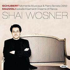 Schubert / Mazzoli / - Piano Sonata D959 Moments Musicaux D780 [New CD]