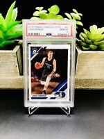 2019-20 Panini Donruss Optic LUKA DONCIC PSA 10 Gem Mint #16 Mavericks 📈🔥