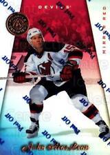 1997-98 Pinnacle Certified Mirror Red #91 John MacLean
