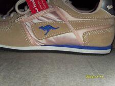 KangaROOS Zipper Pocket Trainers Womens Shoes Magnolia Satin size: 4.5 (UK) 37.5