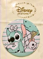 ✨DISNEY✨ STORE JAPAN OFFICIAL GOODS - STITCH HUGE BUTTON BADGE 78MM