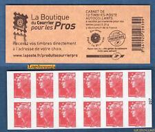 Carnet - 4197 C17 - Type Marianne de Beaujard - TVP rouge N° 4197 - NEUF