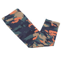 Running Cycling Arm Warmers UV Sun Protection Sleeve Cover Camouflage Tactics N7