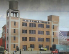 Walthers Cornerstone HO Scale Building/Structure Kit River City Textiles
