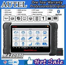 2020 Version Autel MK808TS OBD2 Bluetooth Code Reader Diagnostic Scanner Tool