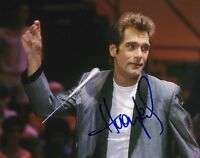 Huey Lewis and the News Hand Signed Authentic 8x10 Photo Autographed Proof COA