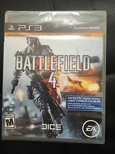 Battlefield 4 Limited Edition W/ China Rising (Sony PlayStation 2013) Brand new
