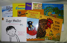 8 Books! CHILDRENS READING VG to G Hardcovers (5) and  Softcovers (3) FREE SHIP