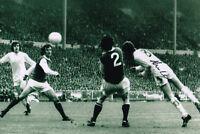ALLAN CLARKE SIGNED FA CUP FINAL PHOTO 1972 AUTOGRAPH COA LEEDS UNITED UTD  3