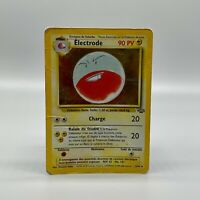 Carte - Electrode - 2/64 - Jungle - FRENCH FR - Pokemon - Holo