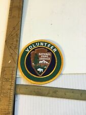 National Park Service VOLUNTEER Official Patch