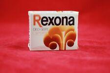 Vecchio Rexona Deo sapone SPORT OVP Decorazione Vintage Retrò 0589