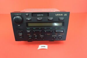 F3 92-96 LEXUS TOYOTA ES300 OEM Radio Stereo Cassette Player Factory OEM