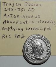 Trajan Decius Antoninianus 248-251AD  RIC 10b