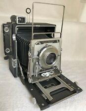 c.1955 4x5 Pacemaker Crown Graphic Camera w/152mm f/4.5 Kodak Ektar Lens