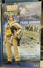 "BBI 1:6 Action Figure WWII Pearl Harbor US Pilot Lt. ""Doc"" Miller *NEW*"