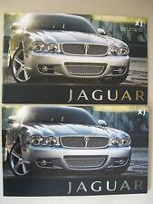 Prospekt +Preise Jaguar XJ6 3.0 XJ8 3.5 4.2 XJR Executive Sovereign X358 MJ 2009